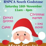 16th November 2019 - RSPCA Christmas Fair - South Godstone
