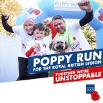 Bring your dog along to Poppy Run!