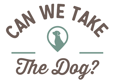 can we take the dog logo